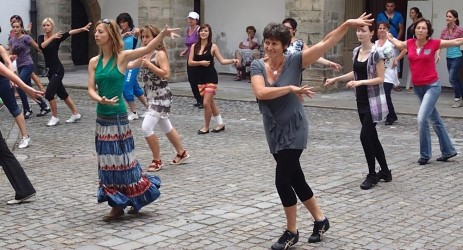 Dopolední rozcvička osvěží tělo na celý den @ XANADA dance studio | Pardubice | Pardubický kraj | Česká republika