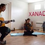 Xanada Tenzin Tsedup - tibetský worskhop zpěvu a tance