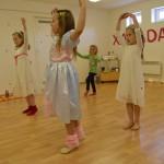 Xanada Výrazový tanec dětí 2015