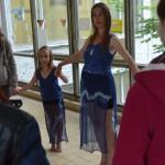 Xanada a terapeutická taneční dílna