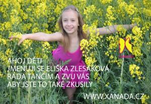 Tanec pro děti, dívky a chlapce @ XANADA | Pardubice | Pardubický kraj | Česká republika