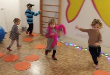 Dětský taneční kroužek 1 @ XANADA dance studio | Pardubice | Pardubický kraj | Česká republika