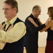 Argentinské tango: jedno tělo, čtyři nohy